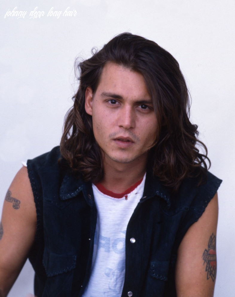 Johnny depp long hairstyle hairstyle ideas for men johnny depp long hair
