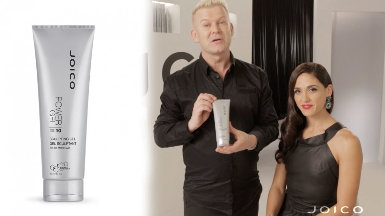 Joico power gel product tips joico styling gel