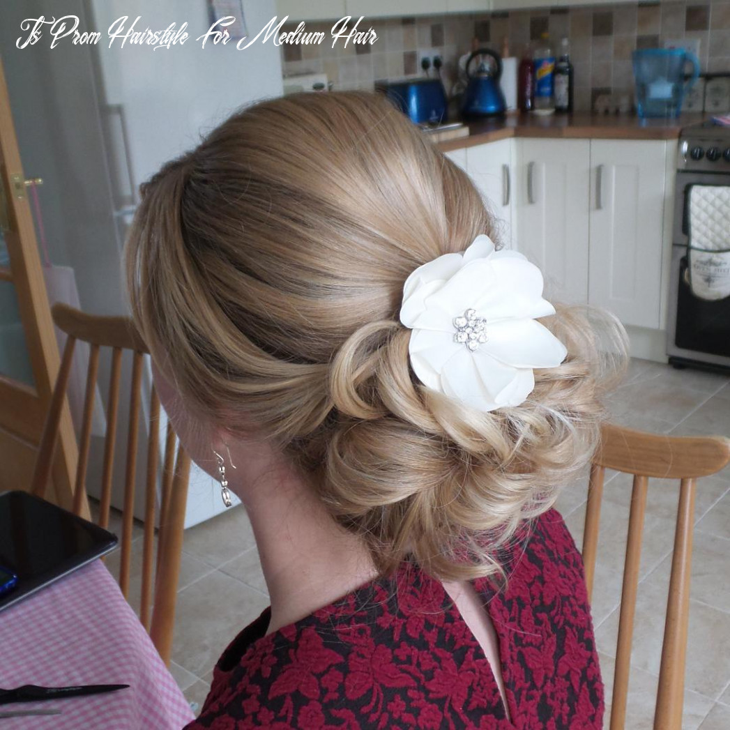 Js prom hairstyles – fashion dresses js prom hairstyle for medium hair