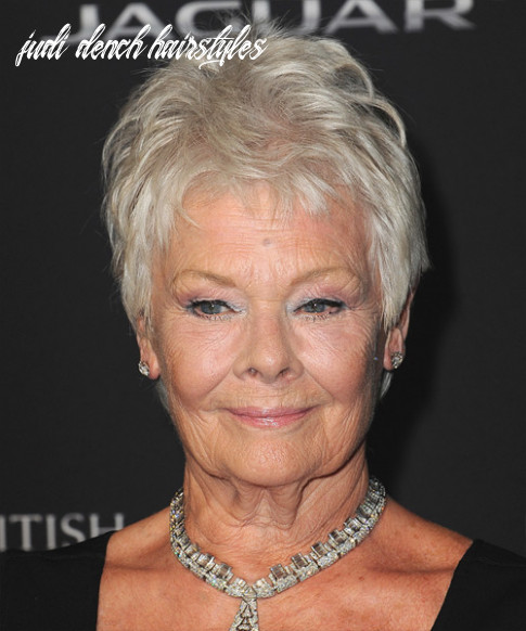 Judi dench hairstyles, hair cuts and colors judi dench hairstyles