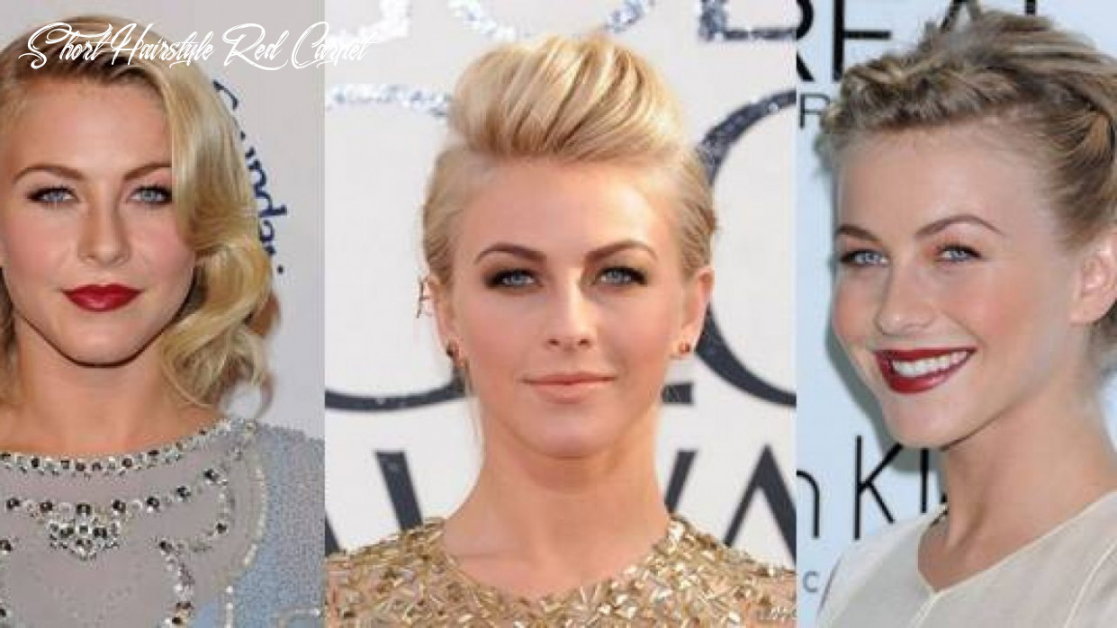 Julianne hough hairstyles best 12 short haircuts on the red
