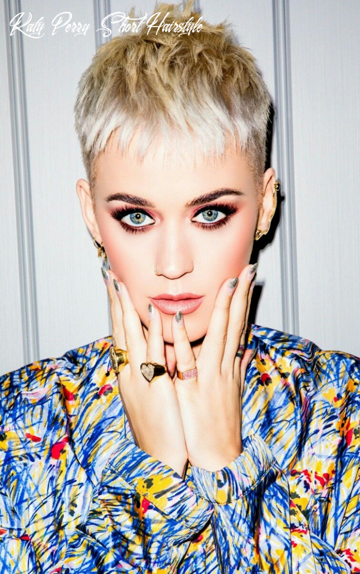 Katy Perry | Katy perry, Short hair styles, Short hair styles pixie