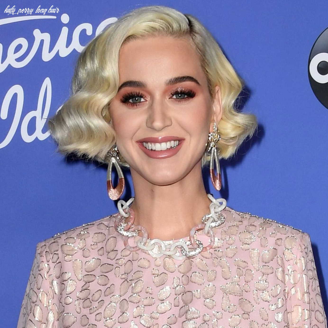 Katy perry looks totally different with her new long hair — photos