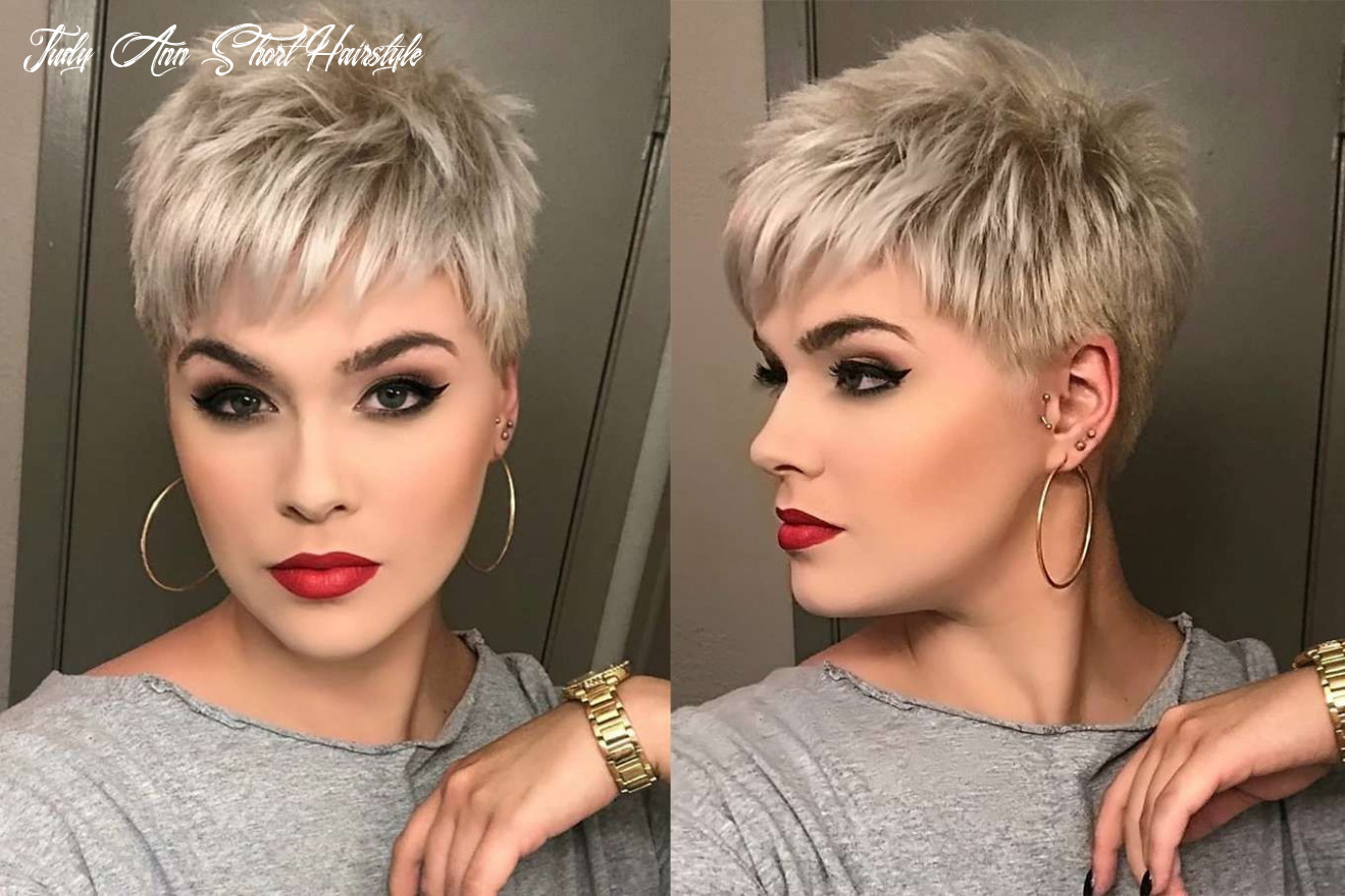 Kingsley brown short hairstyles picture gallery | short