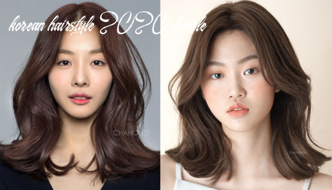 Korean hair trends 10: hairstyles & colours that even your idols