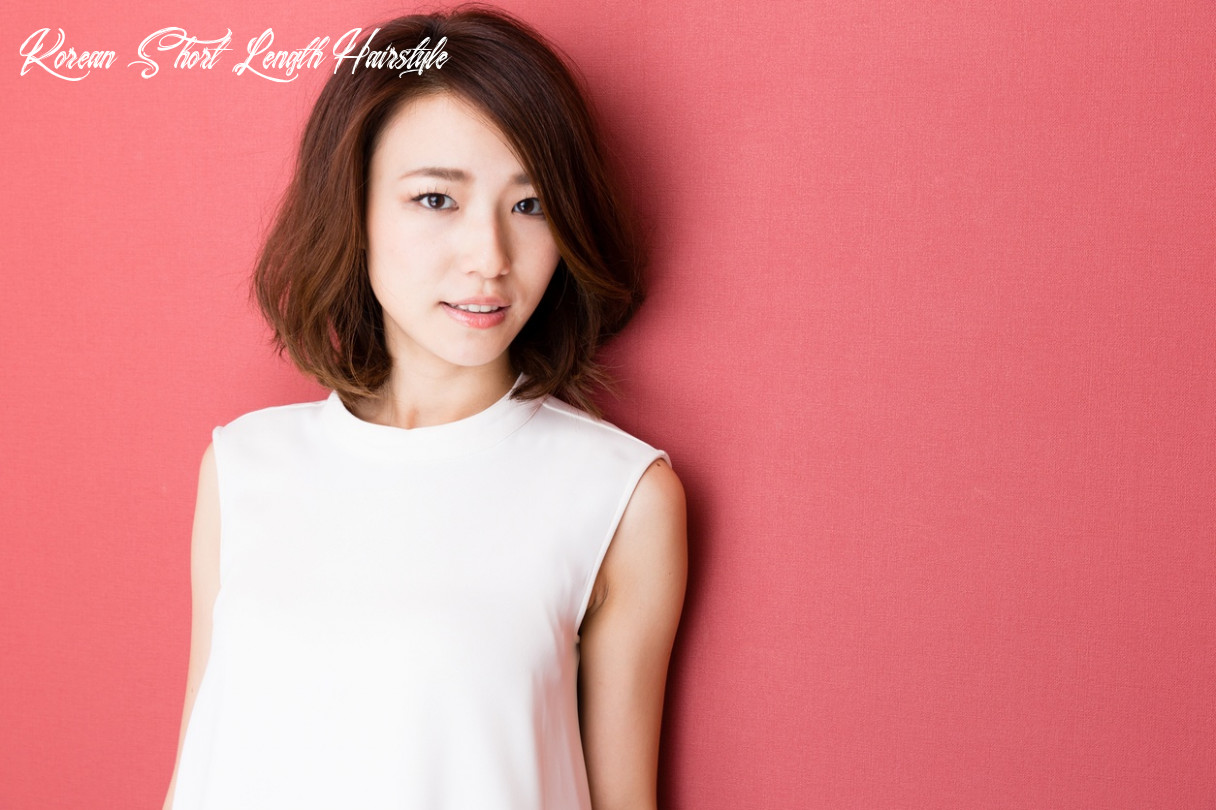 Korean short hairstyles to try in 12 | all things hair us korean short length hairstyle
