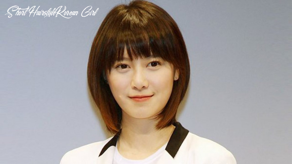 Korean Short Hairstyles: What's In Vogue Right Now? | Indian ...