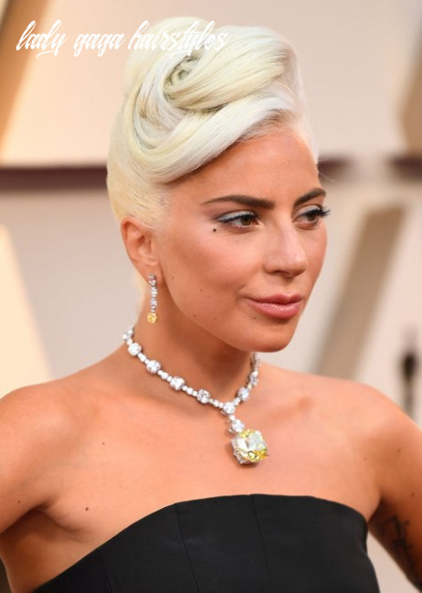Lady gaga oscars 10 hair is full of twists and turns | stylecaster lady gaga hairstyles