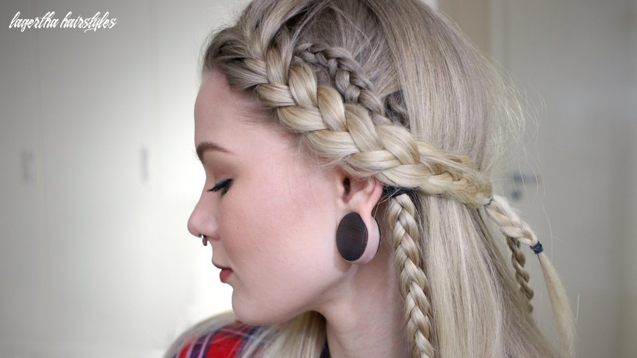 Lagertha inspired hair look (sorry lagertha) lagertha hairstyles