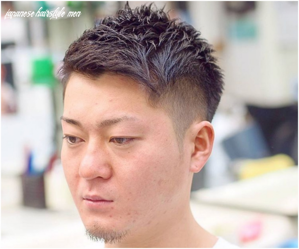 Latest 9 Terrific Haircuts & Hairstyles for Japanese Men 9 ...