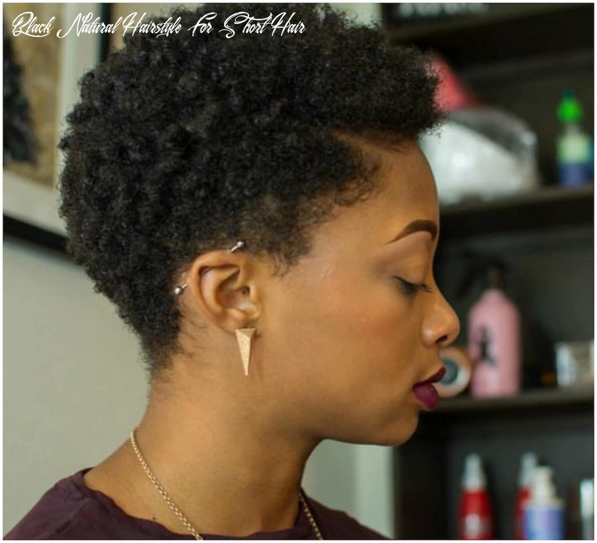 Latest black natural hairstyles for work ▷ tuko co