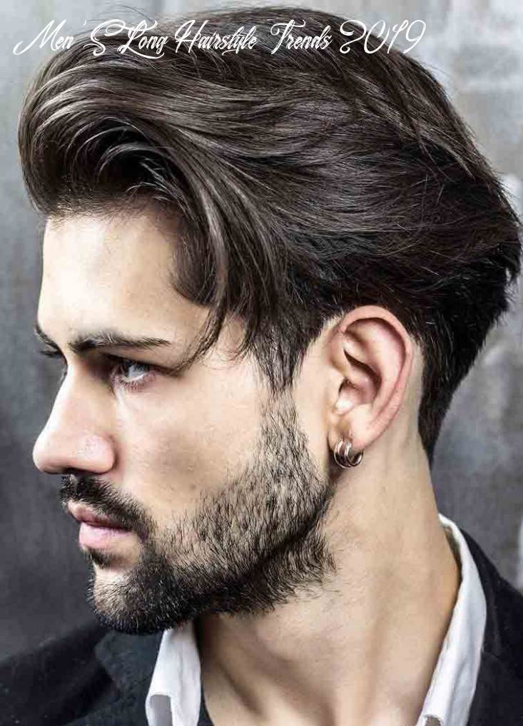 Latest long haircuts and hairstyles for men in 11   mens