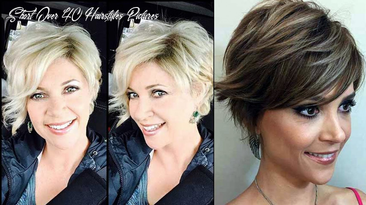 Latest short haircuts for women over 12 short over 40 hairstyles pictures