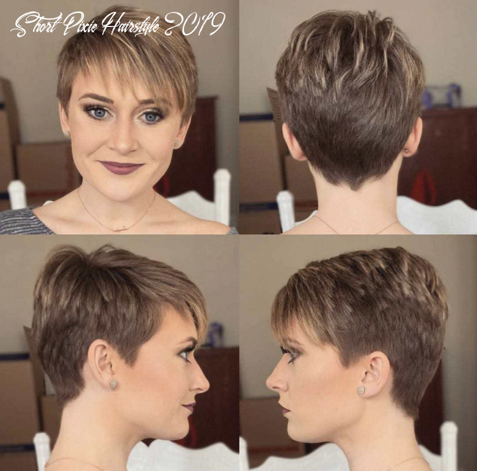 Latest short pixie cut hairstyles 12 latesthairstylepedia