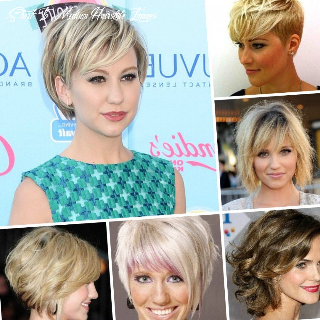 Layered haircuts for short hair 9 short to medium hairstyle images