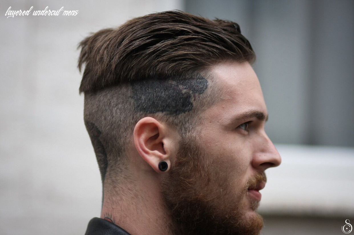 Layered non fade | mens hairstyles undercut, mens hairstyles, mens