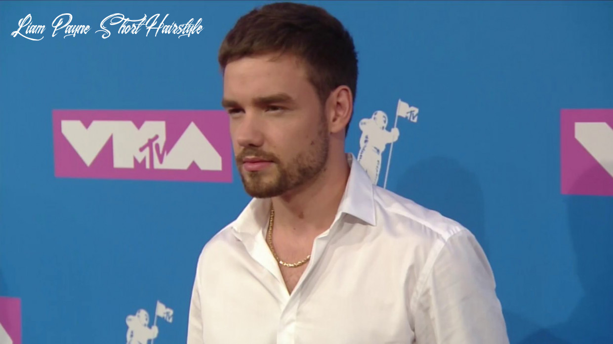 Liam payne hair 8 mtv vma awards thesalonguy liam payne short hairstyle