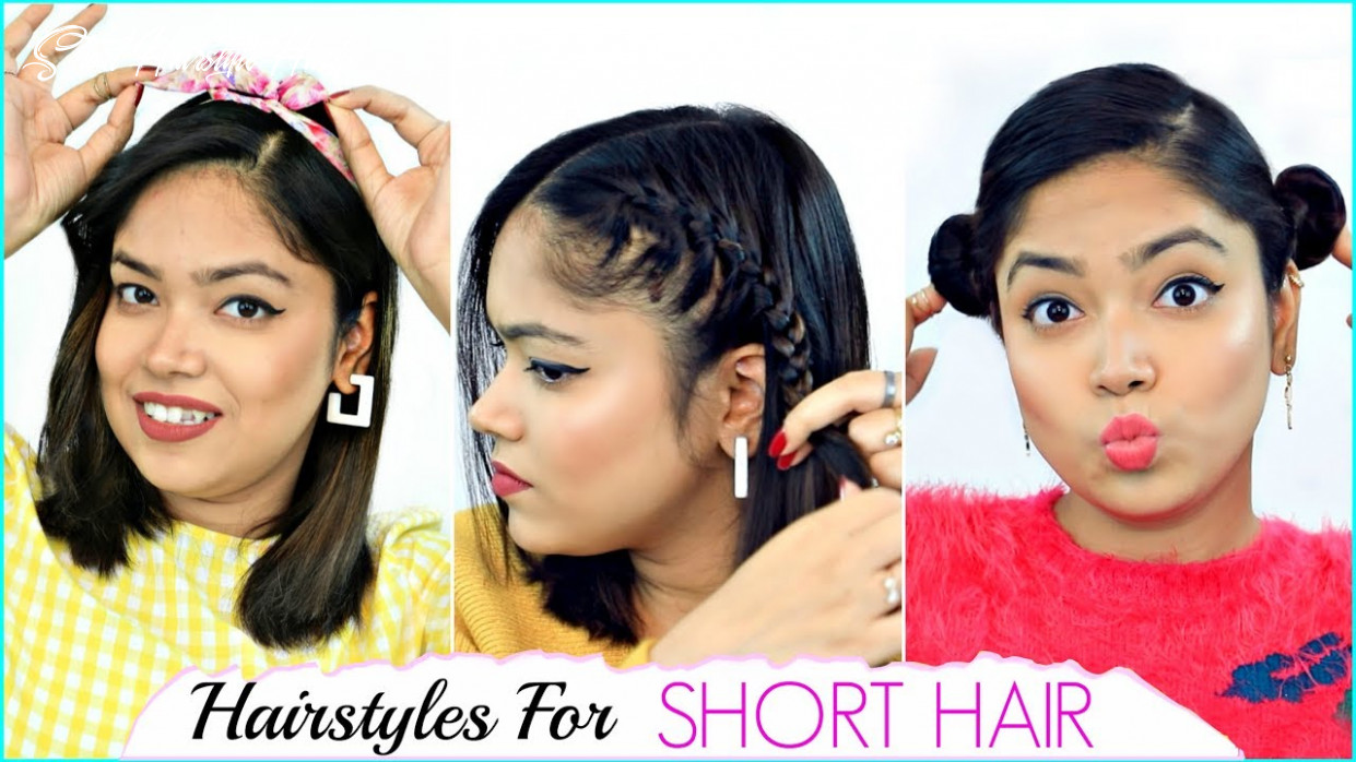 Life hacks for short hair 11 hairstyles you must try | anaysa short hairstyle hacks