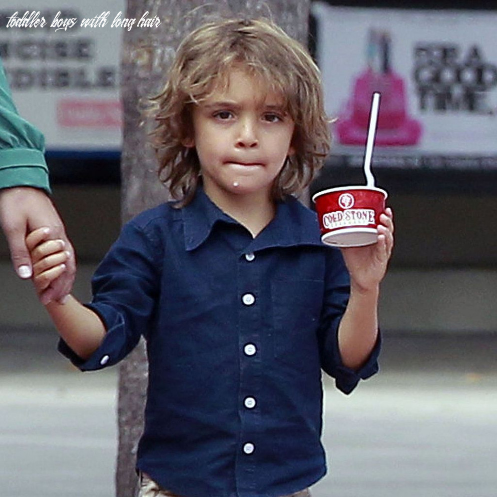 Lil links: is it ok for little boys to have long hair? | boy