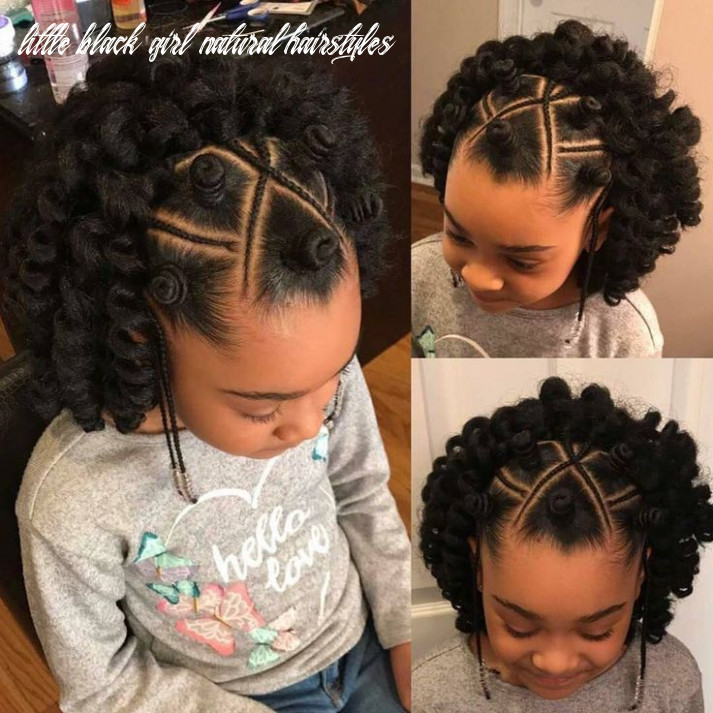 Little black girls hairstyles : 12,12 likes, 12 comments natural