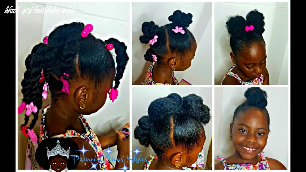 Little girls | easy back to school hairstyles | 1111 styles 11 base black girl hairstyles easy