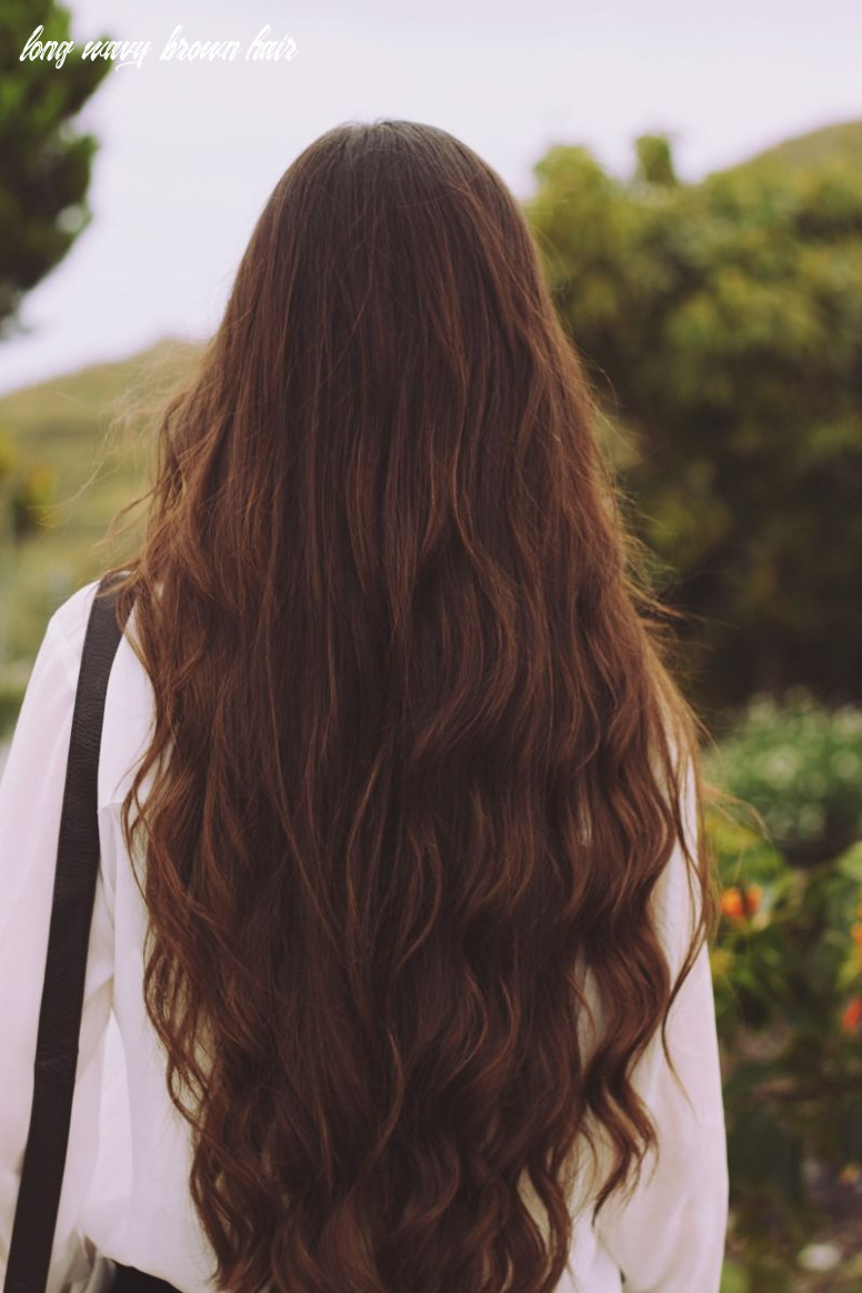 Long curls (with images) | long hair styles, long brunette hair