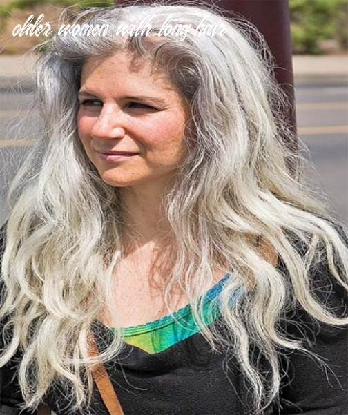 Long hairstyles 12 for older women older women with long hair