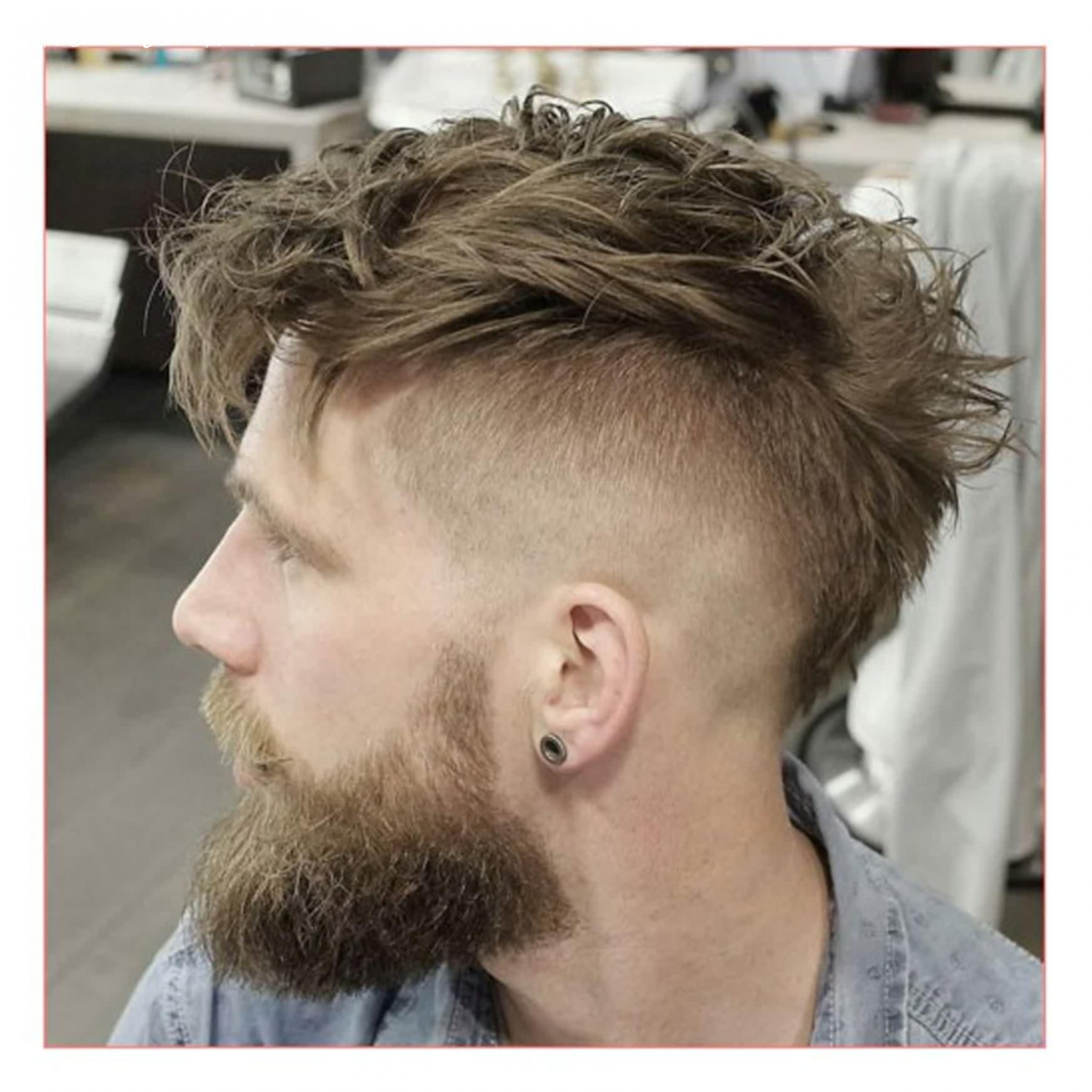 Long hairstyles for men short sides men hairstyles short sides