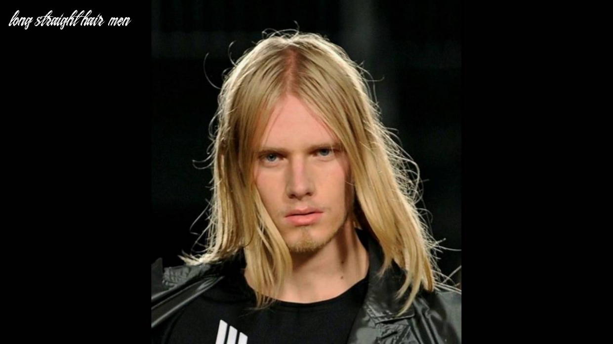 Long Hairstyles For Men With Straight Hair । 8 Long Hairstyles For Men