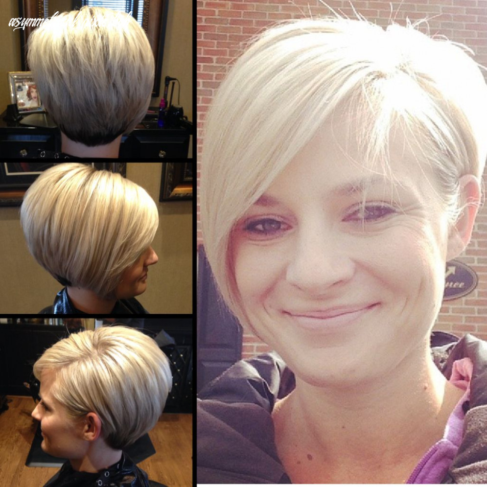 Long layered asymmetrical pixie by CCovey | Sassy hair, Short ...