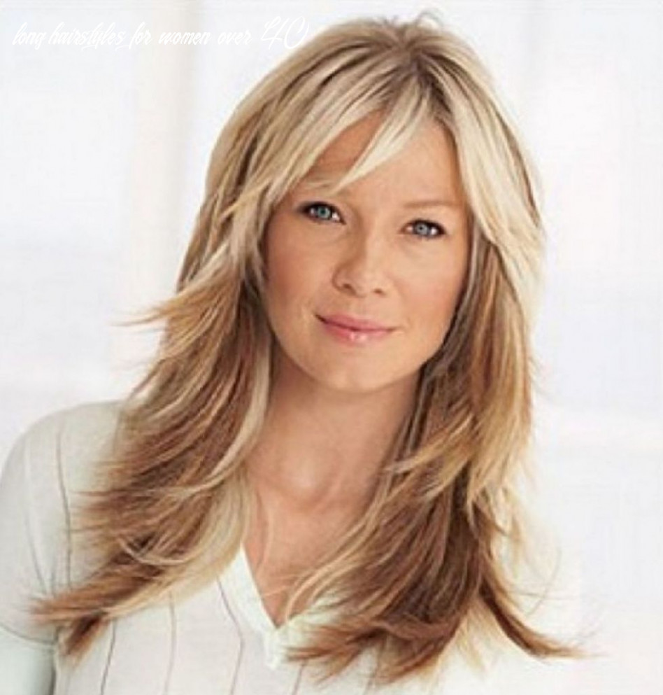 Long layered haircuts for women over 8 8 women long hairstyle