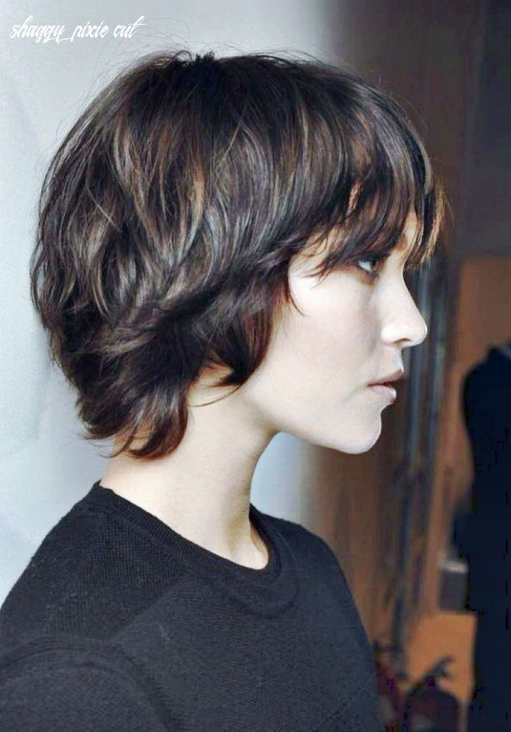 Long pixie hairstyles with bangs long pixie hairstyles – cute