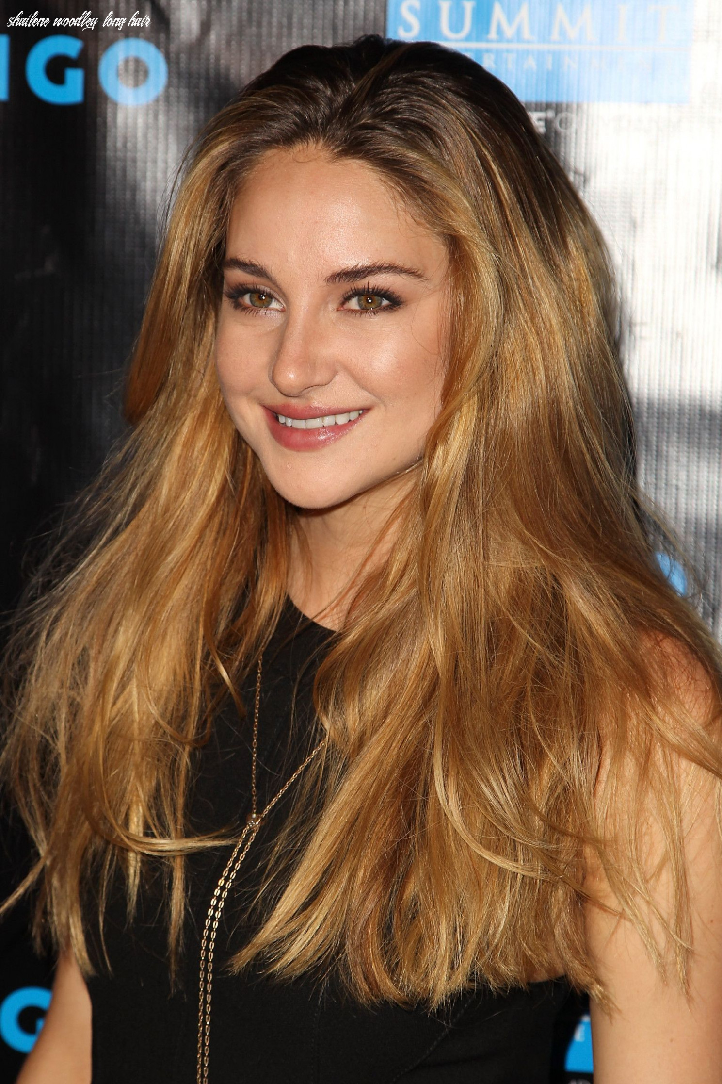 Look: shailene woodley will donate her hair after chopping it off