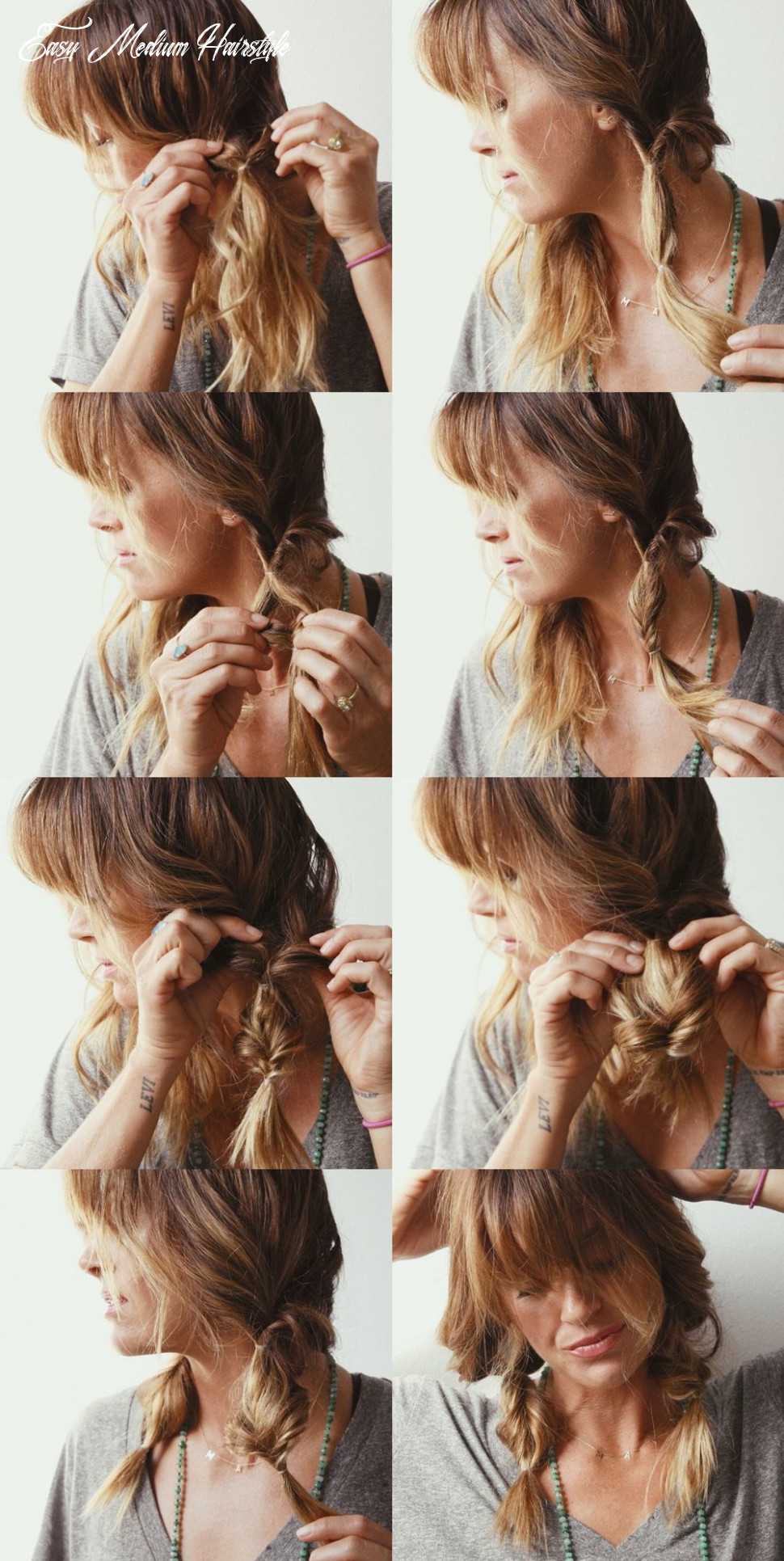 Loopy braids | hair lengths, medium length hair styles, medium