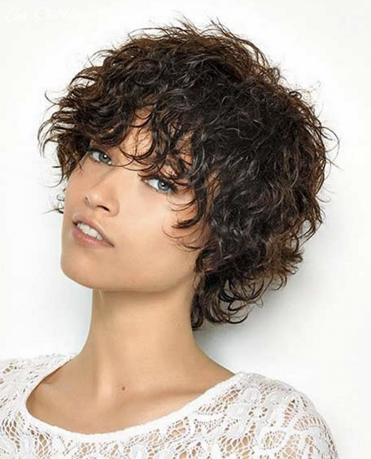 Lovely curly short haircuts and bob pixie hair 11 | short curly