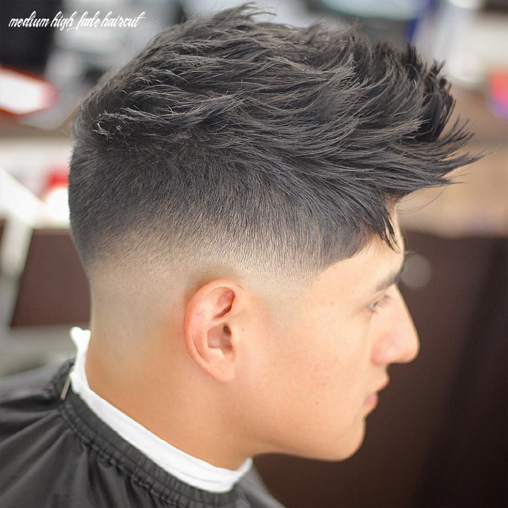 Low fade vs high fade haircuts: 9 cool styles for 9 | mid fade