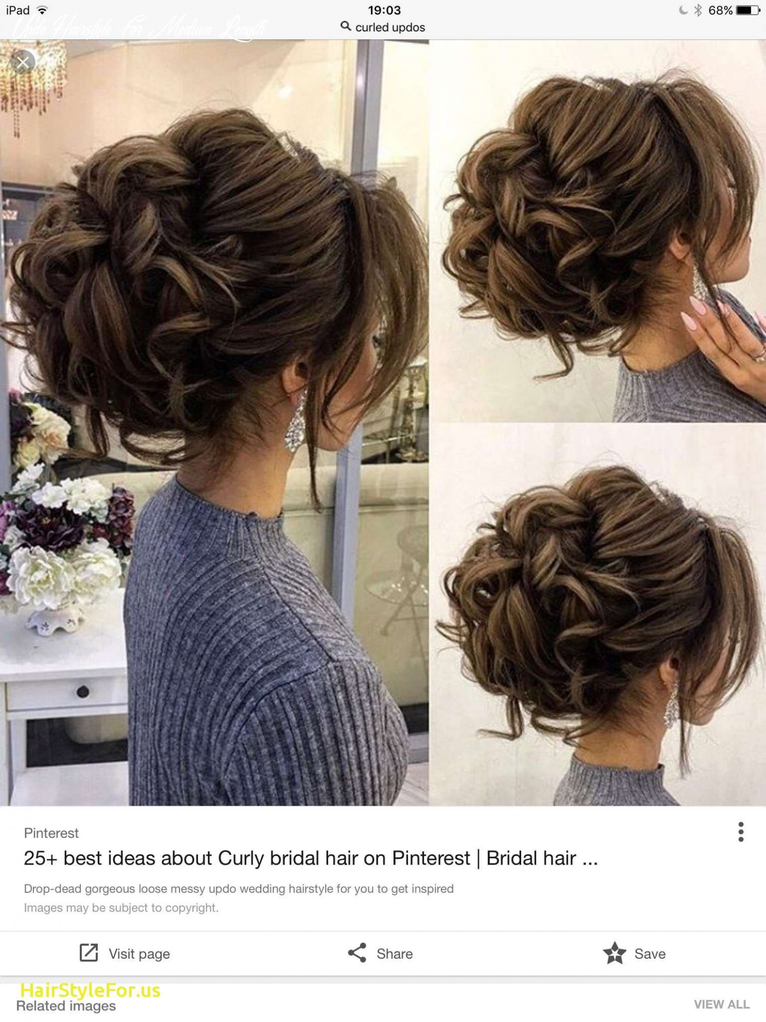 Luxury loose updo hairstyles for medium length hair   unique