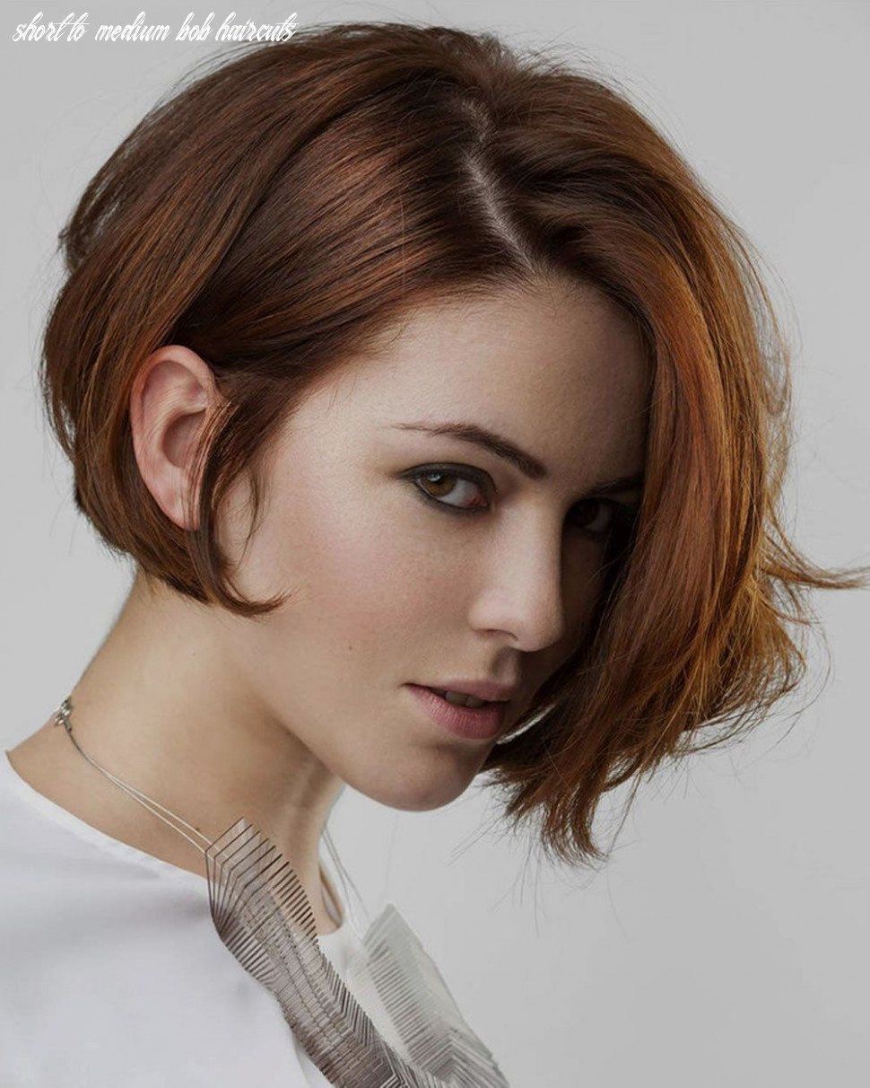 Medium bob hairstyles 8 | rambut, make up, buatan sendiri short to medium bob haircuts