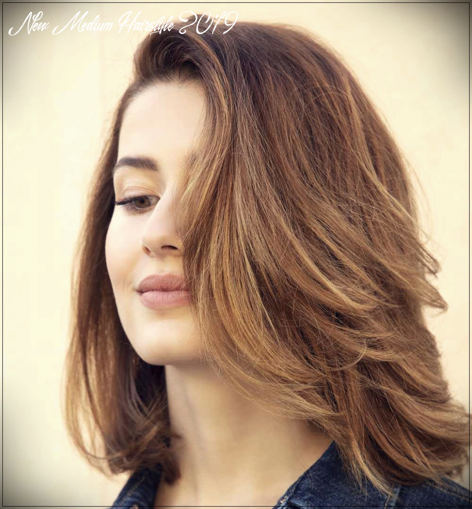 Medium haircuts 11 spring summer: the new trends   new medium hairstyle 2019