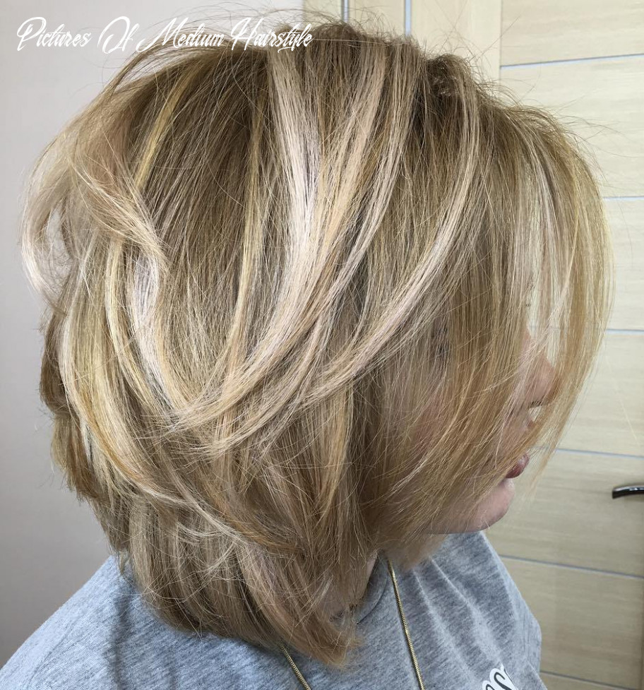 Medium hairstyles and haircuts for shoulder length hair in 11 — trhs pictures of medium hairstyle