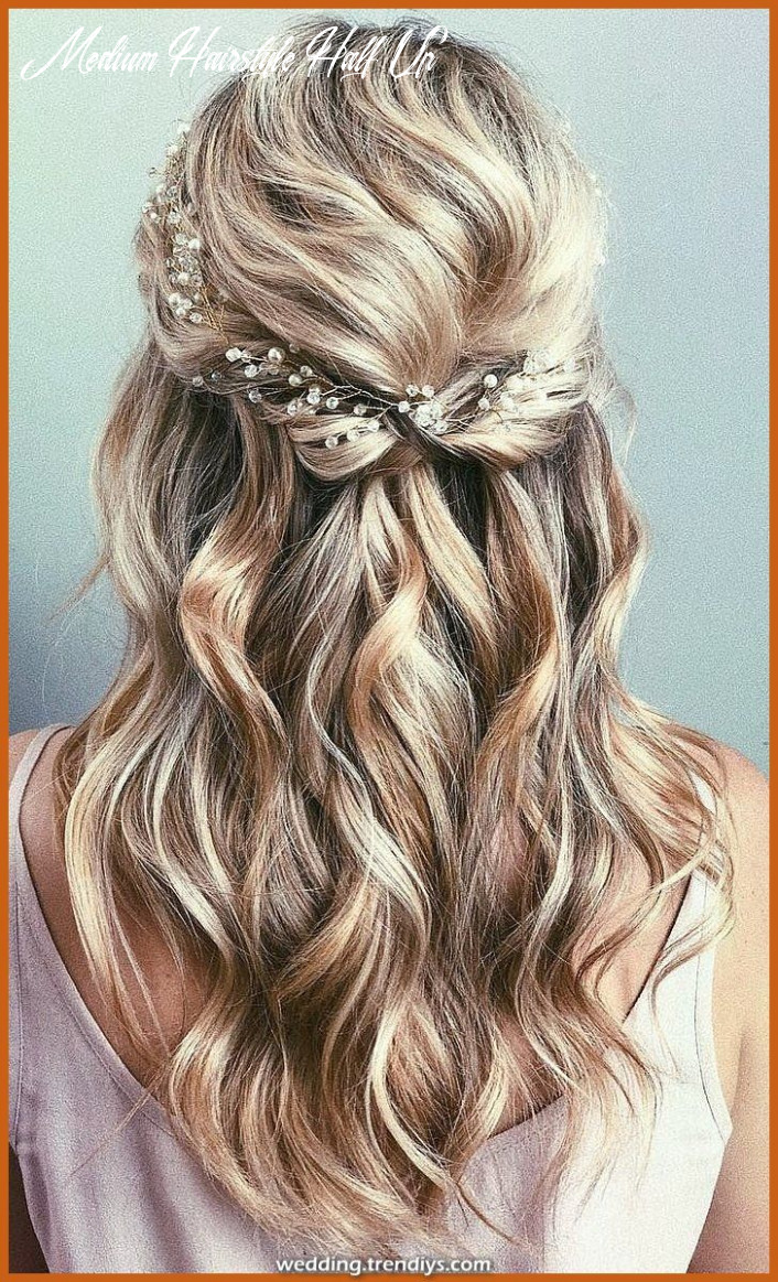 medium-height marriage ceremony hair concepts that hold company ...