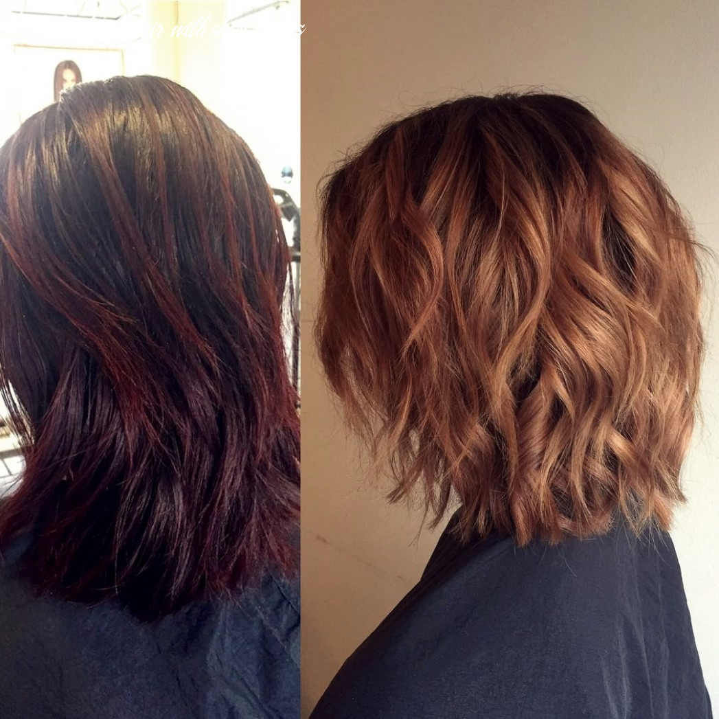 Medium length hair hairstyle hairstyleto shoulder length hair with short layers