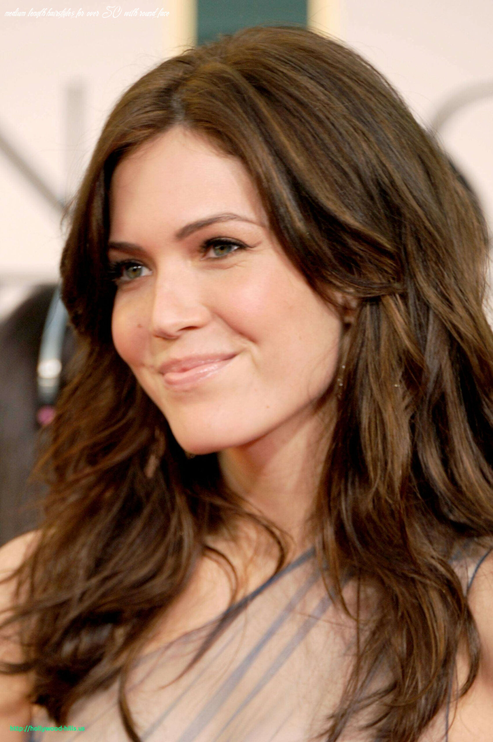 Medium length hairstyles for round faces awesome 12 best medium
