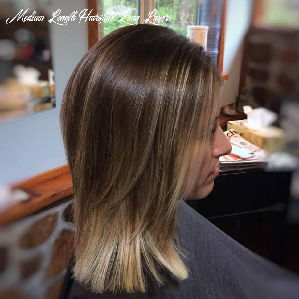 Medium Length Layered Hair - New of Hairstyles - New of Hairstyles