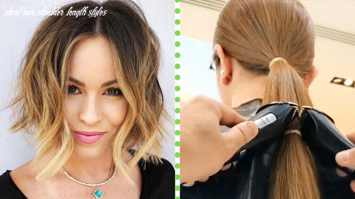 Medium short haircuts | shoulder length hairstyles | amazing hair transformations by professionals short hair shoulder length styles