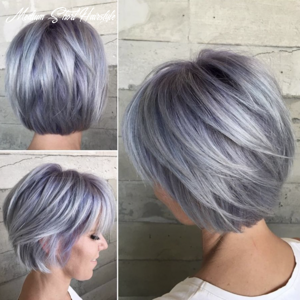 Medium short hairstyles 11 female quick and easy to style