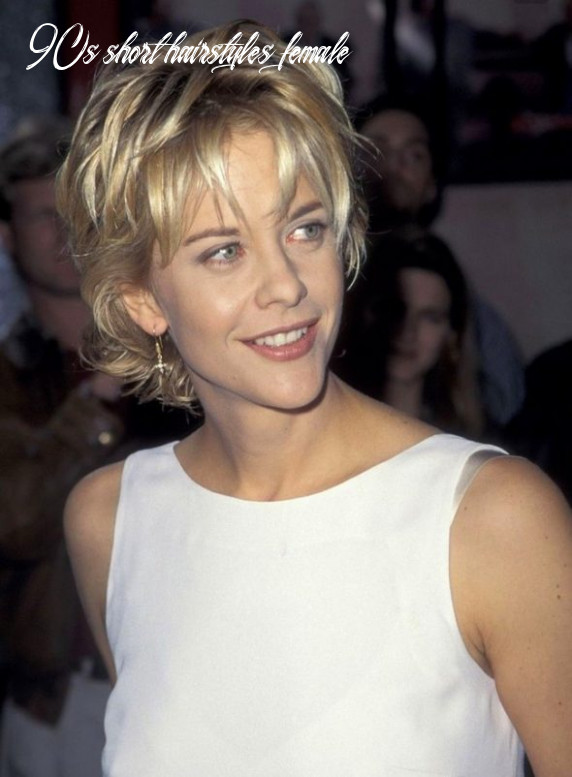 Meg ryan hairstyle 9s look freak short haircut • 90s short hairstyles female