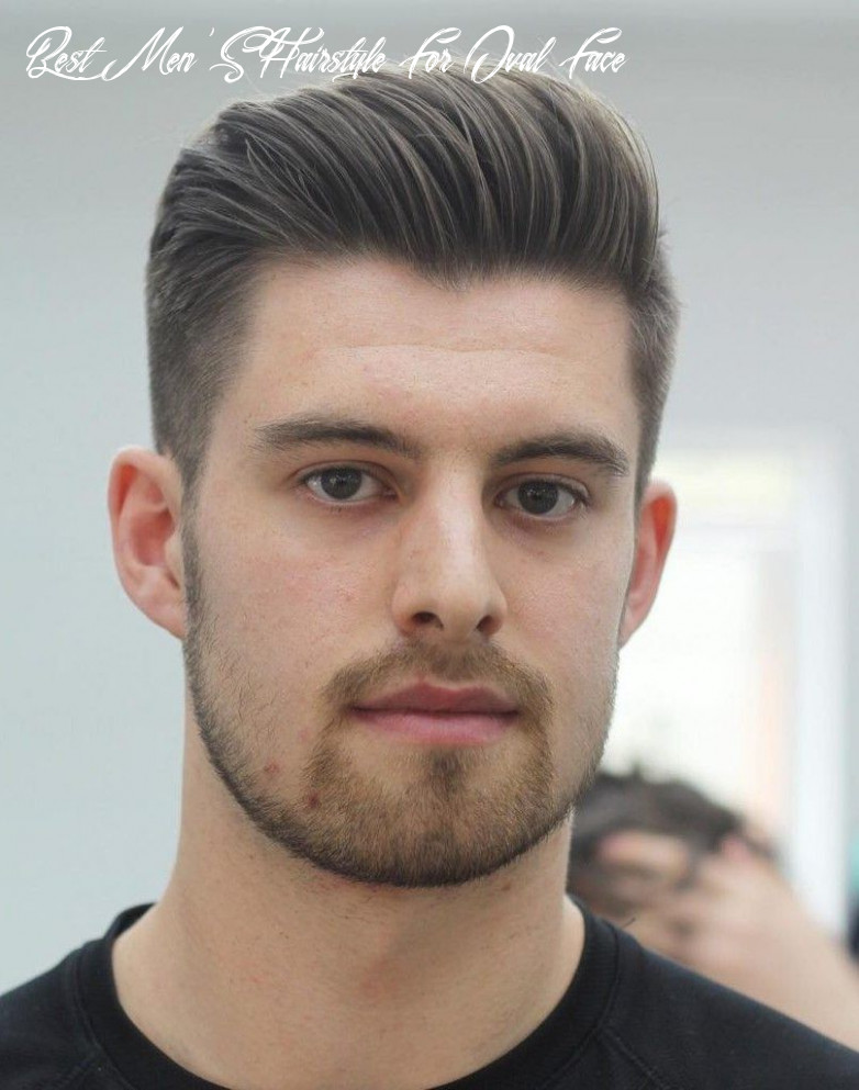 Men s hairstyle for oval face 10 | mens hairstyles medium