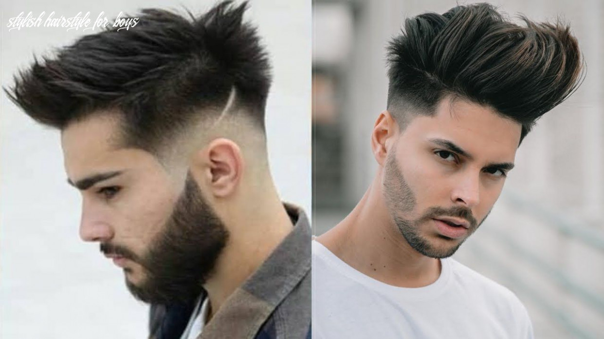 Mens hairstyle trends 12 messy best stylish hairstyles