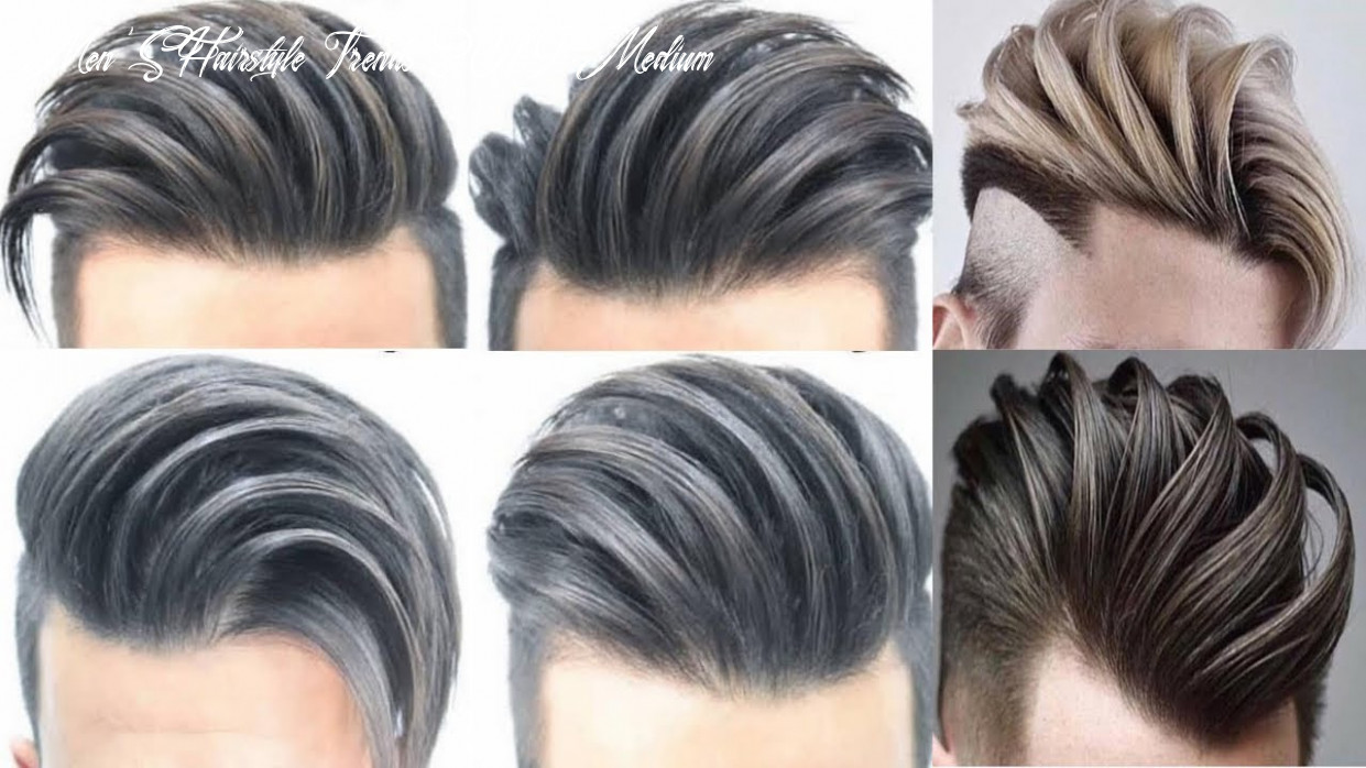 Men's Medium Length Hairstyles 10 | Quick and Easy Hairstyles for Boys  10 | Hairstyle Trends